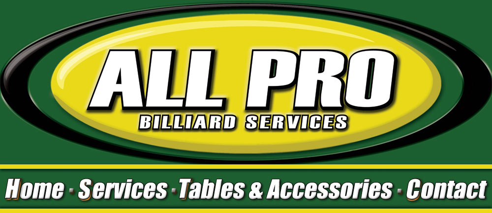All Pro Billiards Services